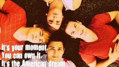 It's the American Dream