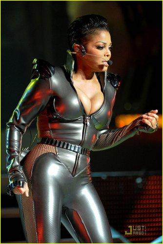 Janet - koncert in Toronto