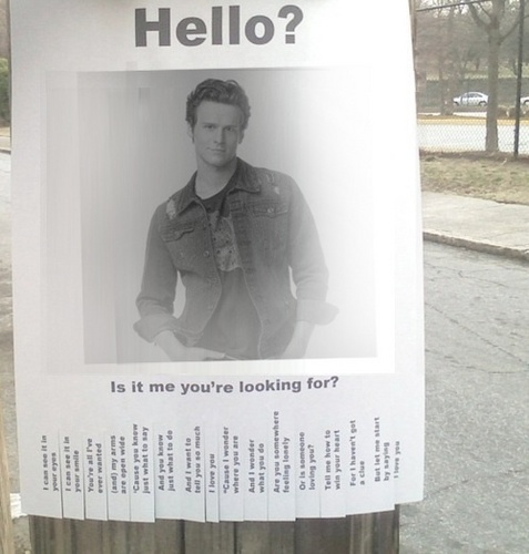 Jesse St. James wants to be found