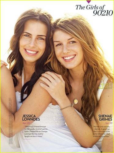 Jessica & Shenae
