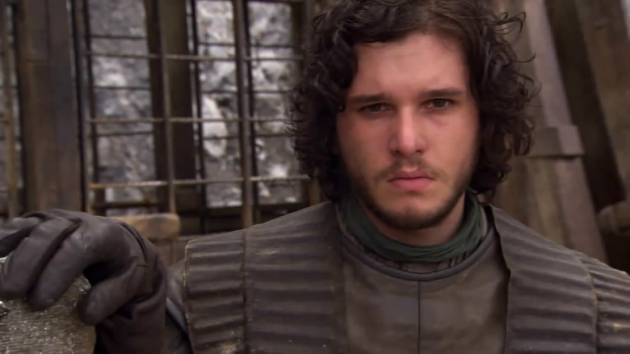 kit haringtone as jon - photo #18