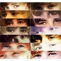 Justin Bieber's eyes &lt;3 - eyes photo