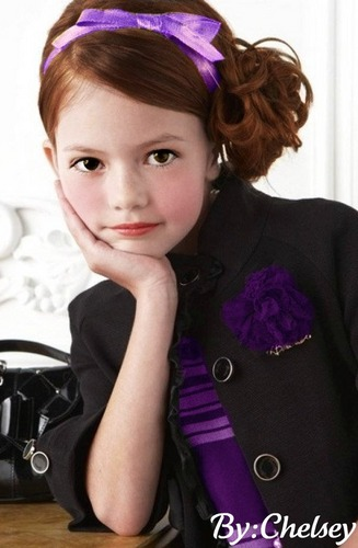 Kenzie as Renesmee