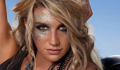 Ke$ha wolpeyper titled Kesha's HOT!