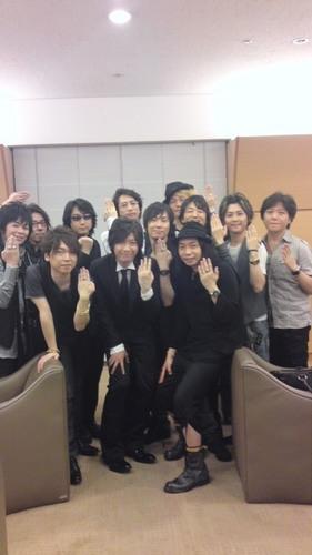 Kuroshitsuji cast