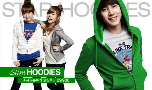 Kyuhyun, Sunny & Jessica - for Spao 2011