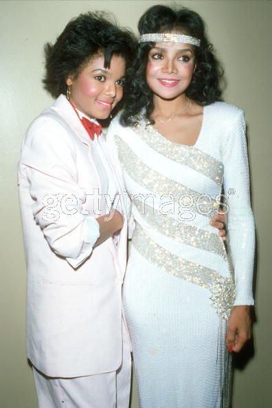 latoya and janet jackson - photo #9