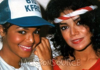 latoya and janet jackson - photo #11
