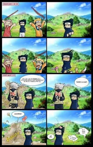 LOL Sasuke