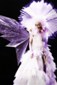 Lady Gaga... The Living Dress!
