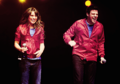Lea&Cory - lea-michele-and-cory-monteith photo