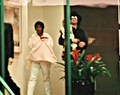 Leaving Hospital 2April - michael-jackson photo