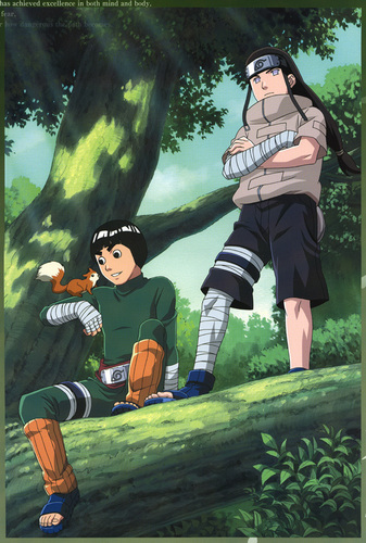 Lee and Neji