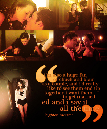 Gossip Girl wallpaper titled Lovers