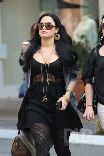 MARCH 16TH - Shopping at Nordstrom in West Hollywood, Ca