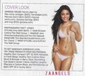 Magazine Scans-Shape - April 2011 [USA] - vanessa-hudgens photo