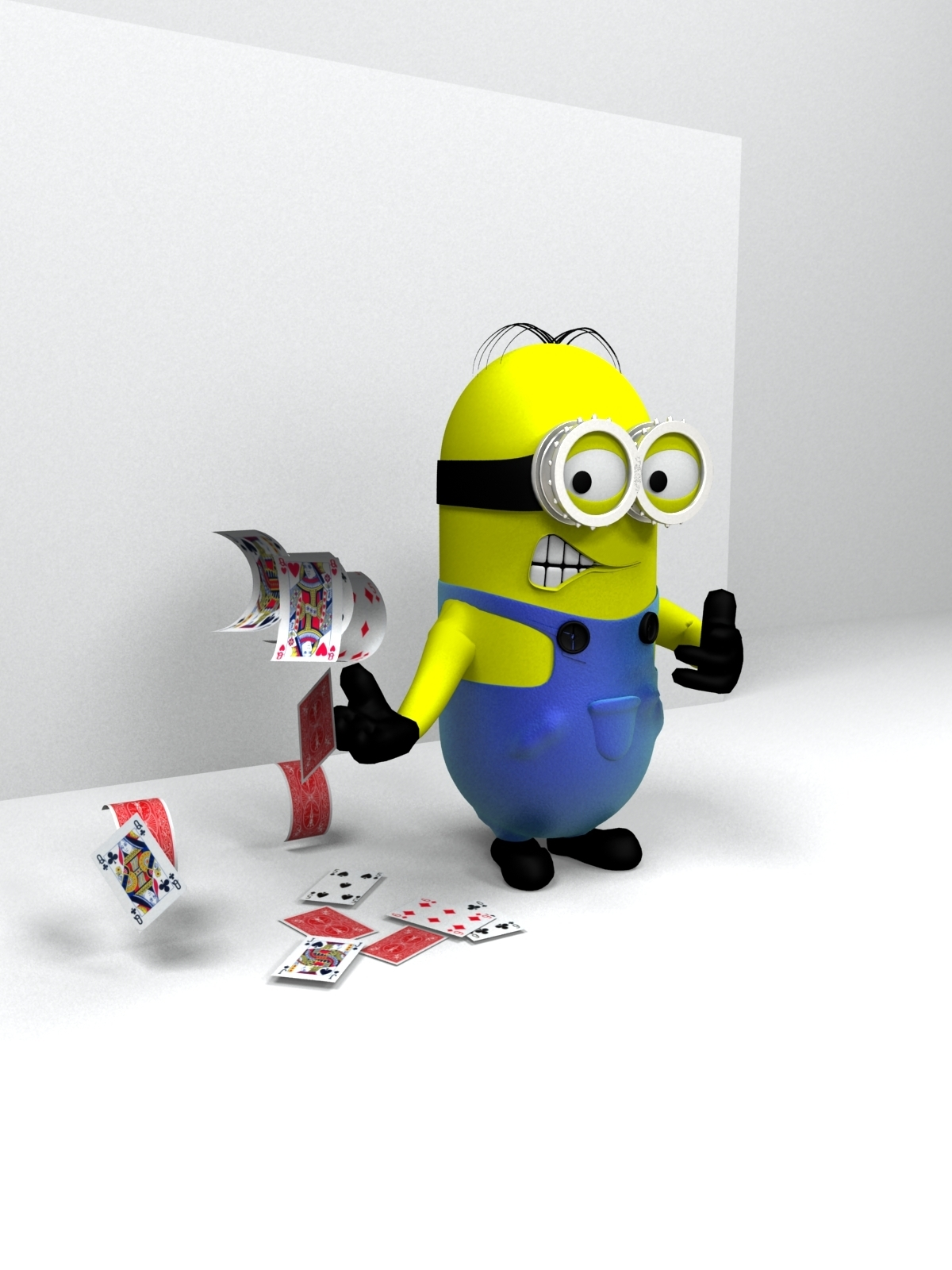 Minion Clip Art http://www.fanpop.com/clubs/despicable-me/images/20120452/title/magic-minion-fanart