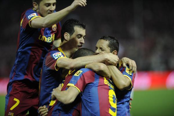 barcelona fc 2011 players. arcelona fc 2011 logo.