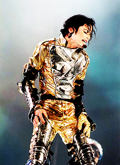 Michael Jackson (Every ngày Create your HISTORY)