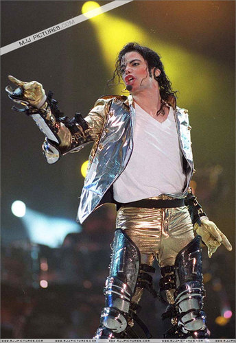 Michael Jackson (Every dag Create your HISTORY)