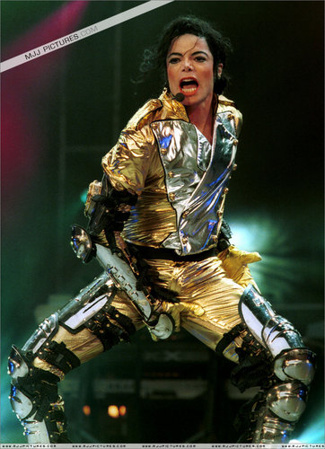 Michael Jackson (Every giorno Create your HISTORY)