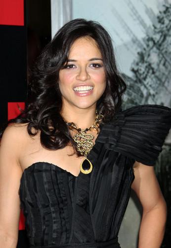 Michelle @ Battle: LA Los Angeles Premiere - 2011