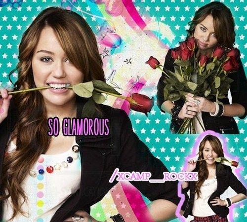 Miley photoshop by Hami Phancytis