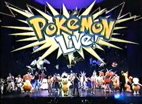 meer Pokemon Live! pics