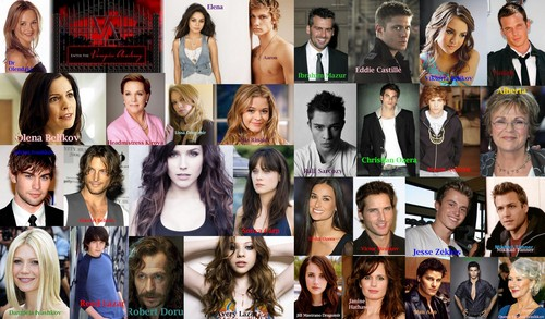 My dream cast