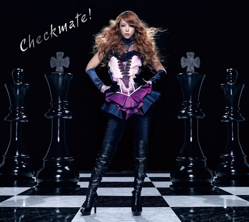 Japanese/Anime musik wallpaper probably with a bulu coat, a concert, and a hip boot titled Namie Amuro