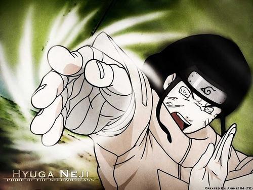 Neji Hyuga Rox <3