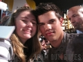 New Fan Pic of Taylor Lautner - twilight-series photo