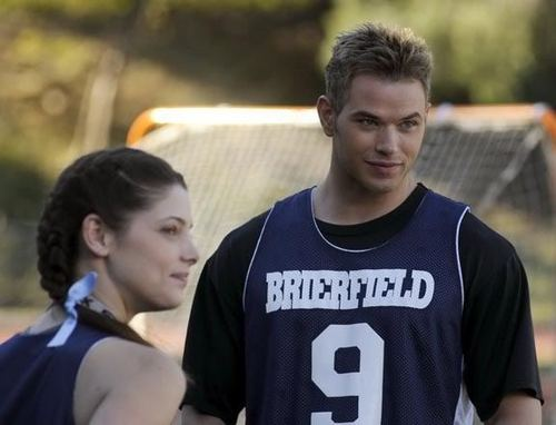 "New Stills of Ashley and Kellan in ""A Warrior's Heart"""