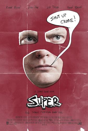 """Rainn Wilson wallpaper titled New """"Super"""" Poster"""