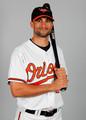 Nick Markakis BAL 2011 fotografia dia
