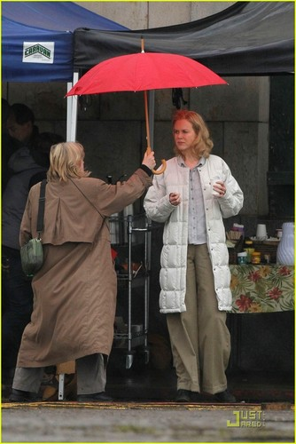 Nicole Kidman: Snack Break on 'Hemingway & Gellhorn'