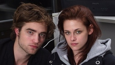 Old Photos: Robert Pattinson & Kristen Stewart 'Twilight' Promo.