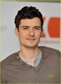 Orlando Bloom: Boss Orange Fragrance Launch!