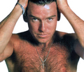 PIERCE BROSNAN BARE BODY.