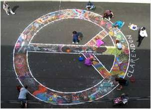 Peace Of Chalk