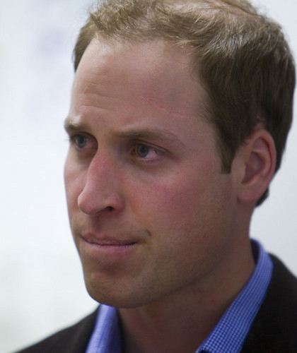 Prince William Visits New Zealand