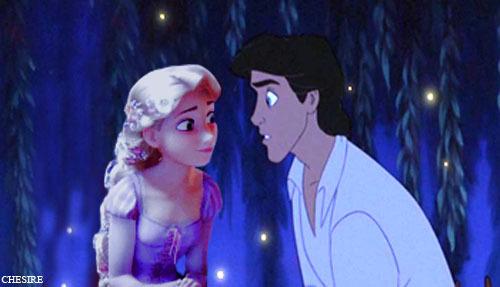 Rapunzel/Eric