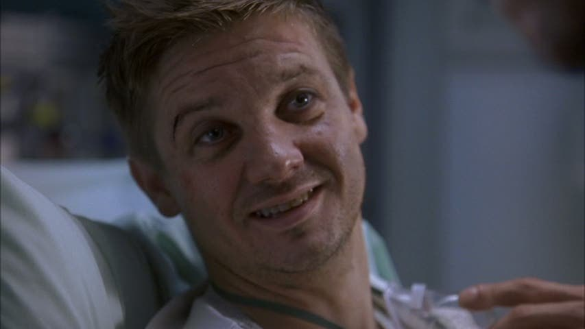 Renner in House M.D.: ...