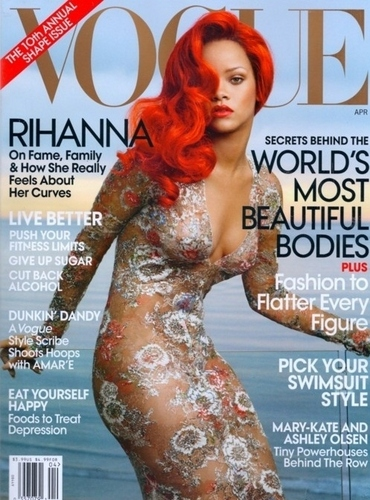 Rihanna - Vogue (April 2011)