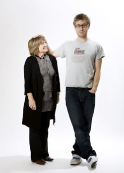 Russell Howard and His Mum!