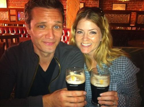 Seamus and Juliana