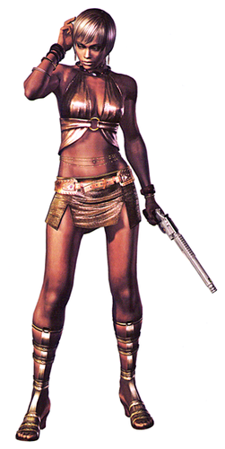 Sheva Official Render -- Clubbin' Outfit