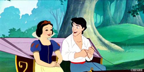 Snow White/Eric