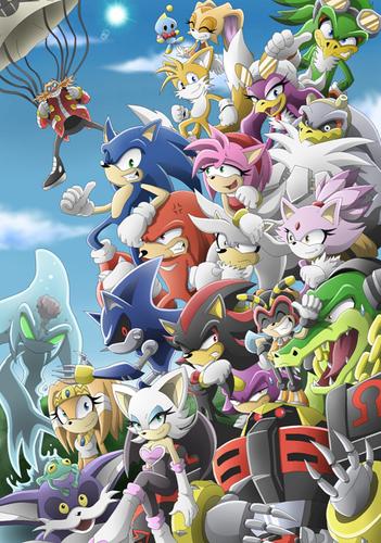 Sonic Gang
