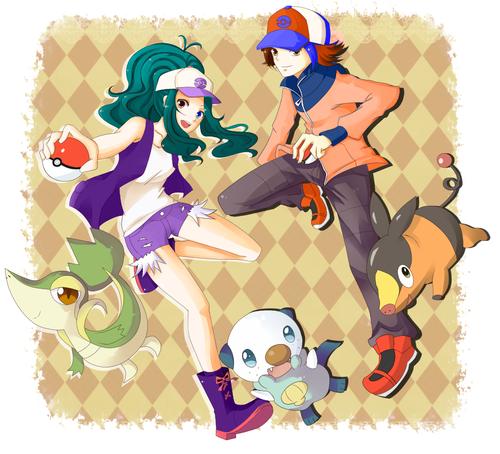 Sonica and zak ^^